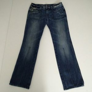 DIESEL Jeans Zipper Pocket Size 27